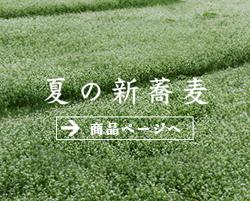 夏の新蕎麦