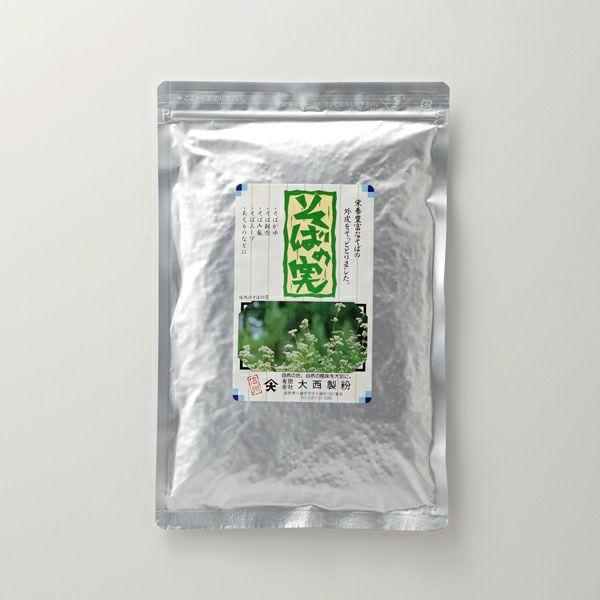 国内産 そばの実(丸抜き)300g